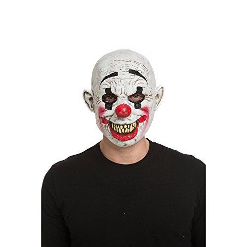 viving Kostüme viving costumes204540Diabolischer Clown Maske (One - Wicked Clown Kostüm
