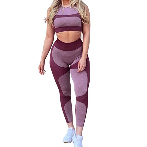 Womens Sport Yoga Pants Mid High Waist - Color Fight Sweat Ankle-Length Satin Print Athletic Clothes - Power Stretch Workout Tights Gym Yoga Running Fitness Leggings Pants Athletic Trouser