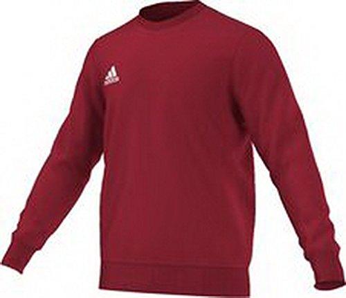 adidas Herren Sweatshirt Coref swt top rot   weiß -rechtsanwaeltin ... 0ea947c3b6