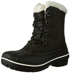 Crocs AllCast II Women Boot in Black