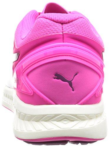Puma Ignite V2, Chaussures de Running Entrainement Femme Rose (Pink Glo-Magenta Purple 09)