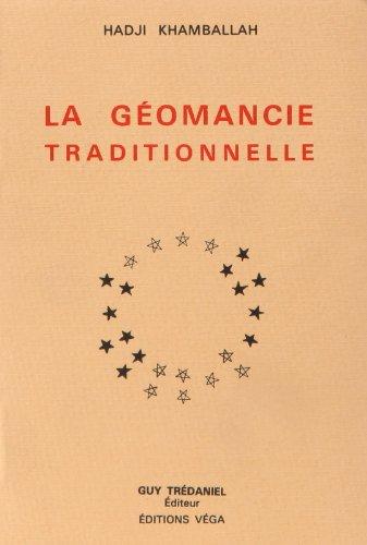 La Géomancie traditionnelle...