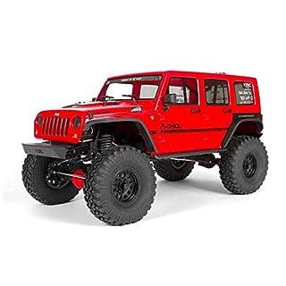 Axial 1:10 Elektro Crawler Jeep Wrangler RTR