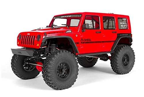 Axial 1:10 Elektro Crawler Jeep Wrangler RTR - Rtr Rc 1 Crawler Rock 10