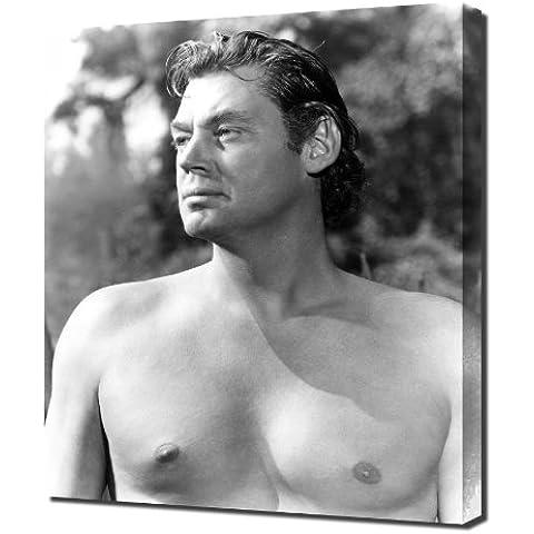Weissmuller, Johnny (Tarzan and the Leopard Woman)_09 - Impresión En Lienzo