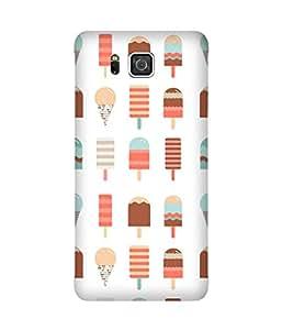 Ice Cream Samsung Galaxy Alpha Case