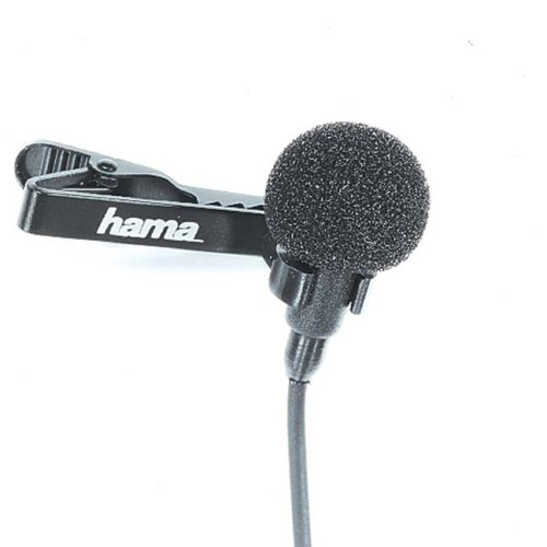 Hama LM-09 Lavalier Clip Microphone lowest price