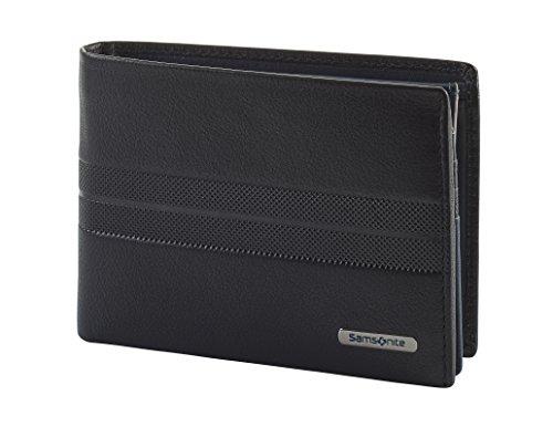 SAMSONITE Spectrolite SLG - Billfold for 7 Creditcards, 2 Compartments Kreditkartenhülle, 0 Liter, Black/Night Blue