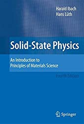 Solid-State Physics: An Introduction to Principles of Materials Science (Advanced Texts in Physics) (Advanced Texts in Physics (Paperback))