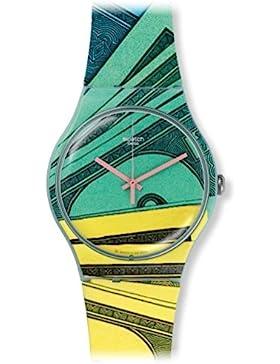 Swatch Unisex-Armbanduhr Analog