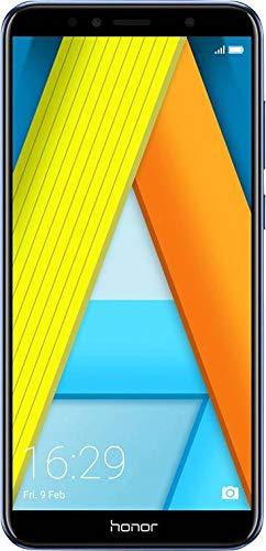 honor 7a smartphone da 16 gb, dual sim, 4g, 5.7, 13 mp, blu