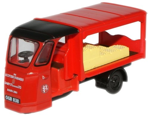 oxford-die-cast-76we009-scottish-dairy-farmers-coltd-wales-edwards-milk-float-wales-edwards
