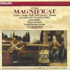 BACH - Magnificat