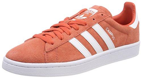 Adidas Campus, Zapatillas de Deporte para Hombre, Naranja (Esctra Ftwbla 000), 38 2/3 EU