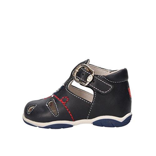 BALDUCCI 17 EU sandali bambino blu pelle AF345