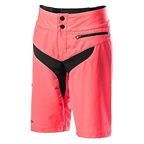 Troy Lee Designs Skyline Women's Shorts, Coral Pink, M