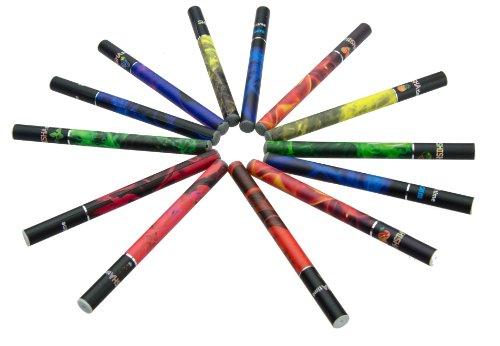 Wegwerf E Shisha Blueberry/Blaubeere e-Shisha elektronische Wasserpfeife Pen Stick Stift VAPOR in verschiedenen Geschmäckern bis zu 500 Züge neu Versand aus Deutschland