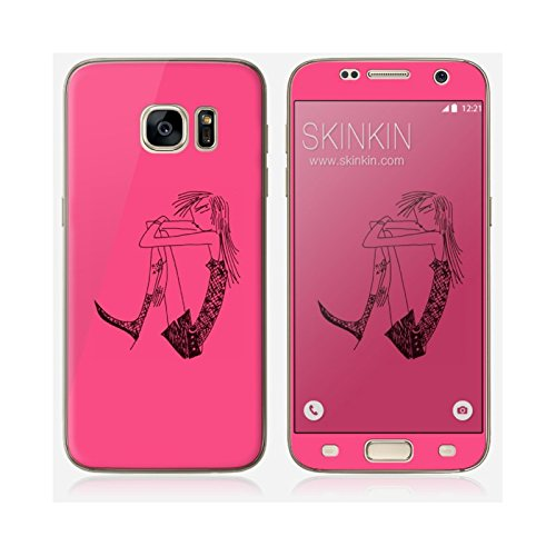 iPhone SE Case, Cover, Guscio Protettivo - Original Design : Samsung Galaxy S7 skin