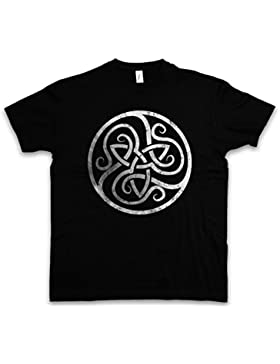 Urban Backwoods Celtic Circle T-Shirt - Taglie S - 5XL