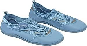 Cressi Noumea - Chaussures de Plage et Piscine pour Adulte  Aquamarine Taille 36