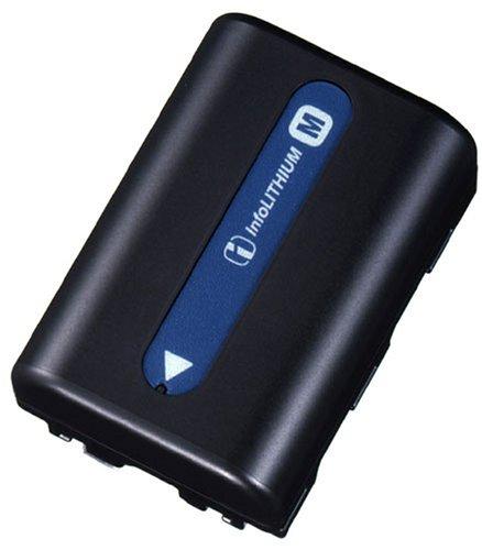 Sony Lithium-ionen (Sony NP-FM50 M-Serie Lithium-ionen Akku (1180 mAh) schwarz)
