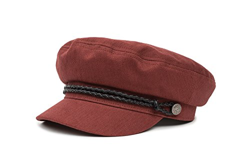 Brixton Damen Ashland Cap Headwear, Burnt Sienna, S