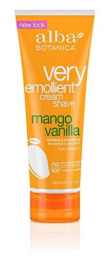 pack-of-1-x-alba-botanica-very-emollient-cream-shave-mango-vanilla-8-oz-by-alba-botanica