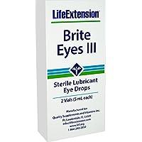 Life Extension Brite Augen Iii Vials (5 ml), 2-Count preisvergleich bei billige-tabletten.eu