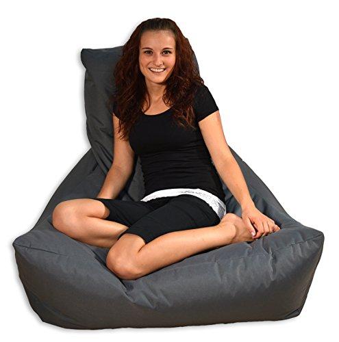 Billig Mesana Xxl Lounge Sessel Ca 100x90x80 Cm Sitzsack Für