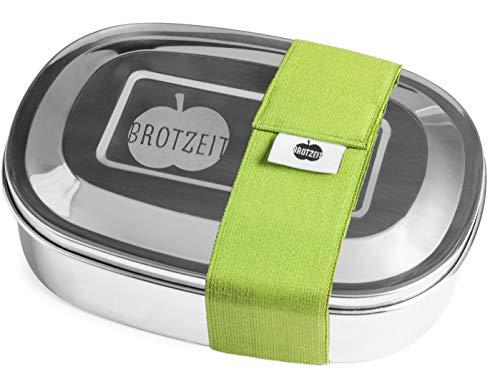 Pvc-switch Box (Brotzeit MAGIC Brotdose aus Edelstahl mit herausnehmbarem Abtrennbereich (BPA frei, spülmaschinengeeignet) - auch für Kinder!)