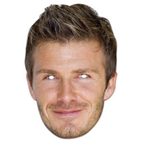Arade Mask Kostüme (David Beckham Partei Maske)