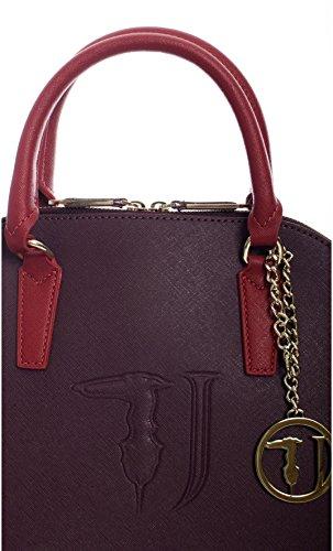 Trussardi Jeans | Borsa a mano Trussardi Jeans donna colore bordeaux - 75B555XX, Bordeaux bordeaux, rot
