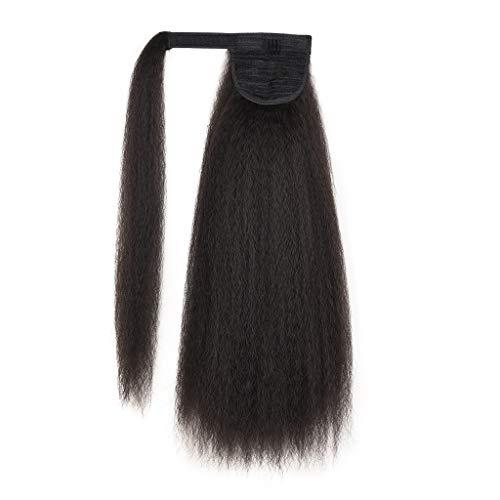 Kostüm Verkauf Meerjungfrau Für - MCYs- Heißer Verkauf Echte Dicke Clip In Mode Haarverlängerungen Pferdeschwanz Wickeln Auf Pferdeschwanz