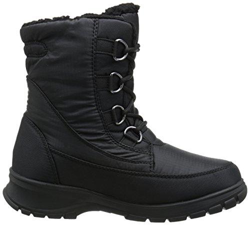 Kamik Women Baltimore Snow Boots Black (bk2-black)