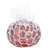HuXwei 2 unids Squishy Mesh Ball Cute Anti Stress Face Reliever Grape Ball Autism Mood Squeeze Relief Juguete Saludable Funny Geek Gadget Vent Toy-01