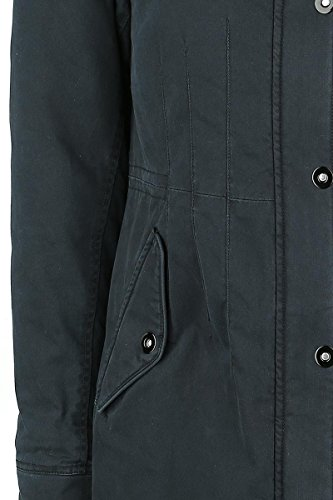 Bench Damen Core Cotton Parka schwarz (200)