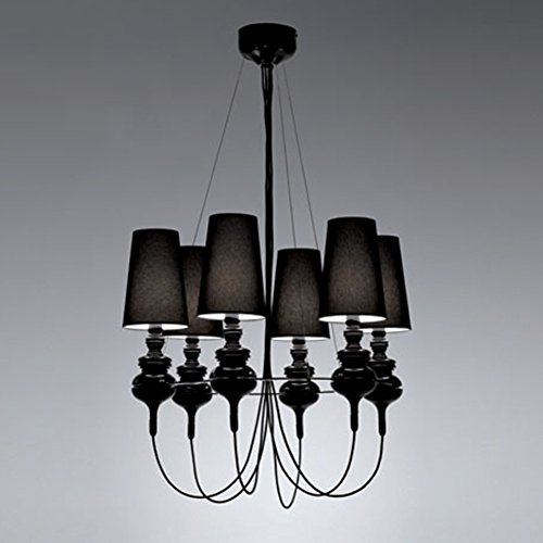 moderne Kronleuchter/einfaches Licht/Wohnzimmerlampe/Restaurant Lampe/Schlafzimmer Lichter/Projekt Licht/Chinesische Kronleuchter-6-Lights -
