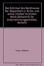 Das Schicksal des Bankhauses Sal. Oppenheim jr. & Cie. und seiner Inhaber im Dritten Reich