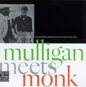 Mulligan Meets Monk [Vinyl] [Import anglais]