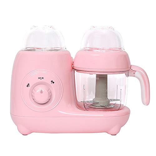 Multifunktion Baby Universal-Küchenmaschinen Mit Kochen Und Rühren, Baby Essen Ergänzung Und Doppelt Verbrühungsschutz Deckel, Einfach Operation Einfach Zu Sauber, Zum Baby Und Kleinkind