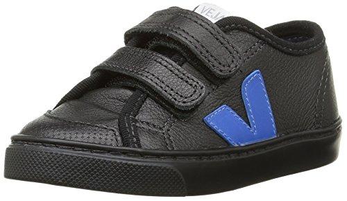 Veja - Guris, Sneakers per bambini e ragazzi, nero (1102/black/indigo), 31
