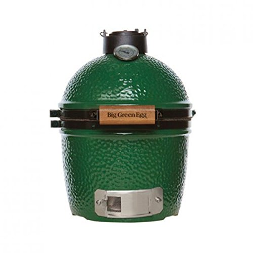 Big Green Egg MINI Innovativo barbecue multifunzione