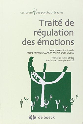 Traité de régulation des émotions