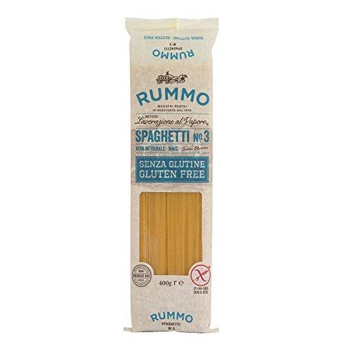 Gluten free pasta spaghetti Rummo 400gr