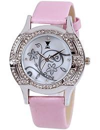 DVINE White Dial Women's Watch SD8024 PK01