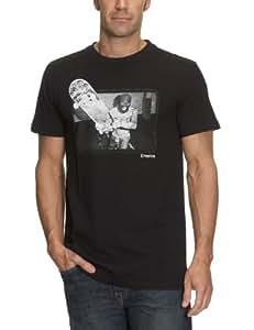 Emerica  Herren T-Shirt DEFEND S/S, black, M, EMEMTSS_DEF