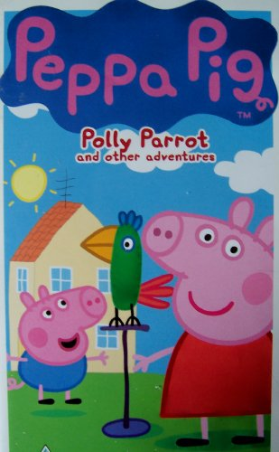 Price comparison product image Peppa Pig: Polly Parrot and other adventures.