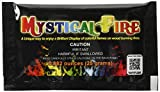 Mystical Fire 99828 Flame Colorant 25-Pouch Box, Multi-Colour, 10.8x5.7x0.6 cm