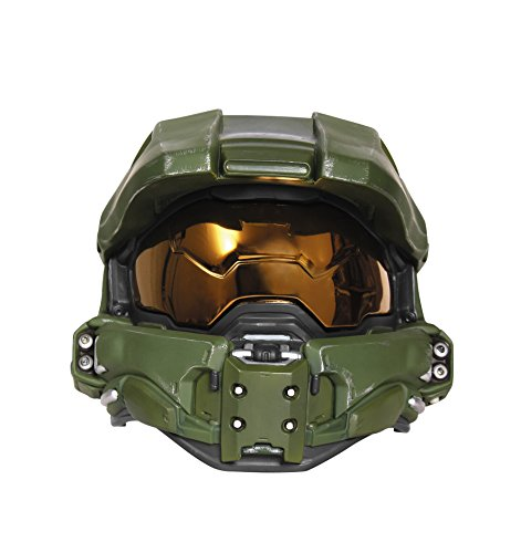 Master Chief Light Up Kids Helmet Standard (Light Up Kostüm Zubehör)