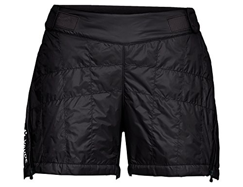 Vaude Damen Sesvenna Shorts, Black, 42